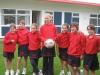 Juniors at Brean Sands