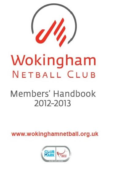 Members Handbook 2012-13